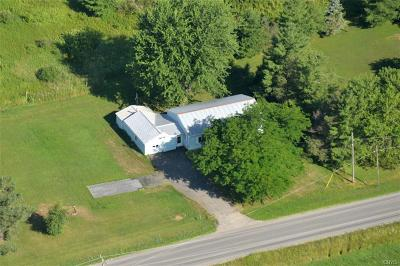 St Lawrence County Single Family Home A-Active: 615 Cr 11
