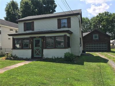 Sennett Single Family Home A-Active: 7807 Weedsport Sennett Road