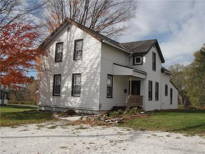 St Lawrence County Single Family Home A-Active: 100 West Barney Street