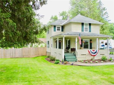 Cayuga County Single Family Home A-Active: 16 Letchworth Street
