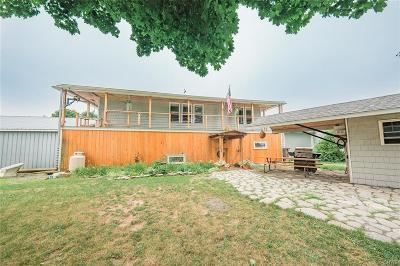 Jefferson County, Lewis County Single Family Home A-Active: 8530 Reed Canal Road