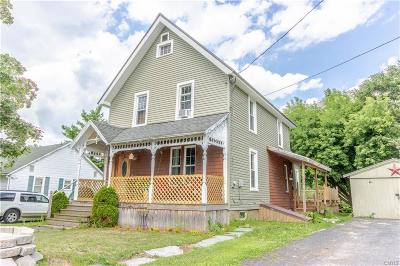 Gouverneur NY Single Family Home A-Active: $119,900