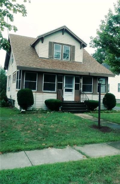 Le Ray Single Family Home A-Active: 123 Union Street