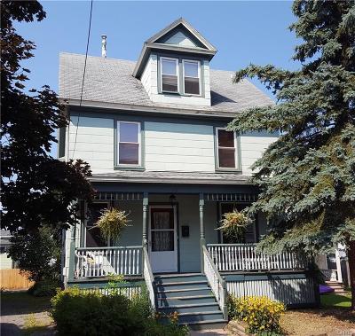 Oswego-City Single Family Home A-Active: 116 East Third Street