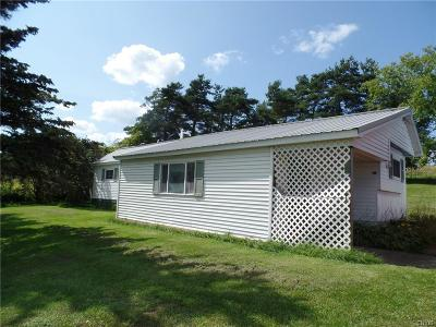 Morristown NY Single Family Home A-Active: $49,000