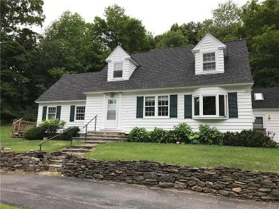 Cazenovia Single Family Home A-Active: 2158 Ten Eyck Avenue