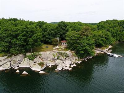 Clayton Residential Lots & Land A-Active: 0000 Grindstone Island