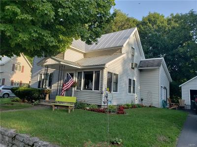 Lowville NY Single Family Home A-Active: $119,000