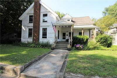 Watertown-City Single Family Home A-Active: 358 Franklin Street
