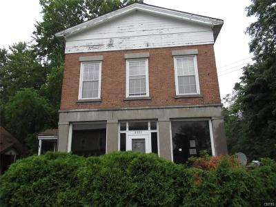 Fayette NY Single Family Home A-Active: $54,500