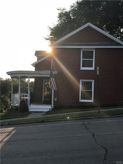 Adams Single Family Home A-Active: 18 North Main Street