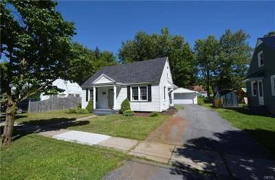 Watertown-City Single Family Home A-Active: 1355 Sherman Street