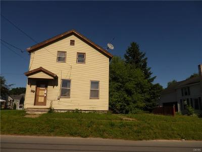 Jefferson County, Lewis County Multi Family 2-4 A-Active: 624 Alexandria Street