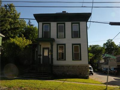 Multi Family 2-4 A-Active: 139 North Washington Street