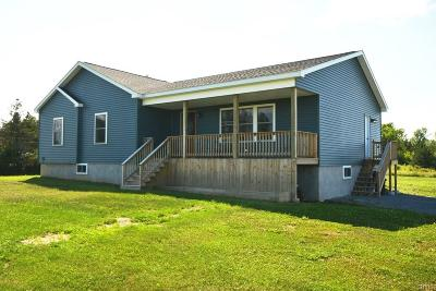 Le Ray Single Family Home A-Active: 31057 Nys Route 37