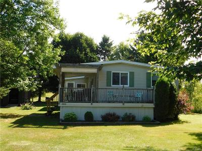 Orleans NY Single Family Home A-Active: $67,000