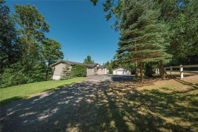 Jefferson County, Lewis County Single Family Home A-Active: 4261 Factory Road