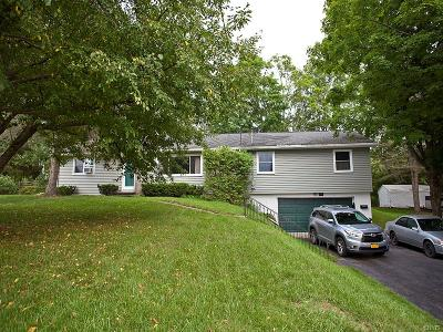Cazenovia Single Family Home A-Active: 58 Burton Street