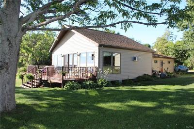 Cape Vincent NY Single Family Home A-Active: $205,000