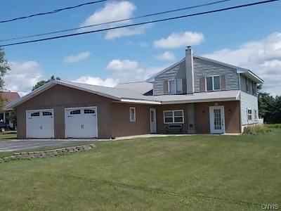 St Lawrence County Single Family Home A-Active: 108 Fox Farm Road