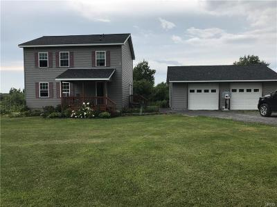 Jefferson County, Lewis County Single Family Home A-Active: 20245 County Route 63