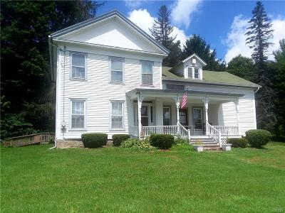 Single Family Home A-Active: 7717 State Highway 7