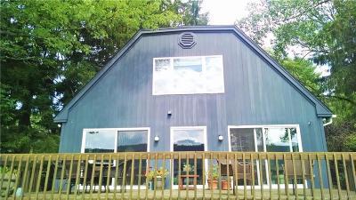Single Family Home A-Active: 231 East Lake Road