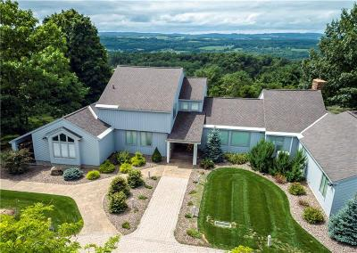 Madison County Single Family Home A-Active: 5089 Temperance Hill Rd (Main House)