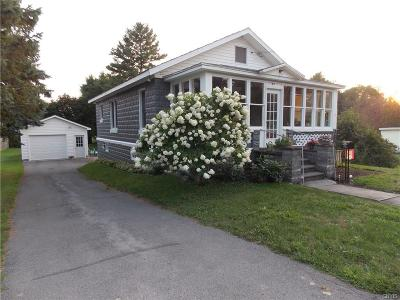 Champion NY Single Family Home A-Active: $132,900