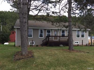 Hamilton Single Family Home A-Active: 1608 Route 12