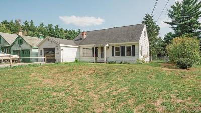 Rutland Single Family Home For Sale: 29186 State Route 3