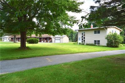 Natural Bridge NY Single Family Home A-Active: $280,000