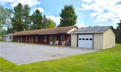 Natural Bridge NY Multi Family 2-4 A-Active: $280,000