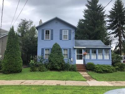 Single Family Home A-Active: 37 East Oneida Street