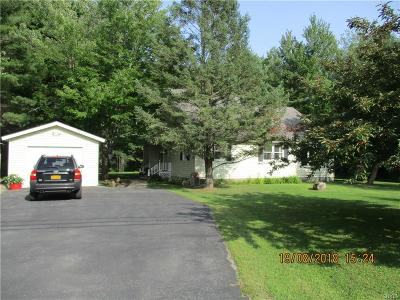 Single Family Home A-Active: 39176 Nys Rte 180