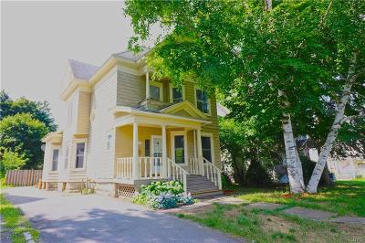 Watertown-city Single Family Home For Sale: 1106 Academy Street