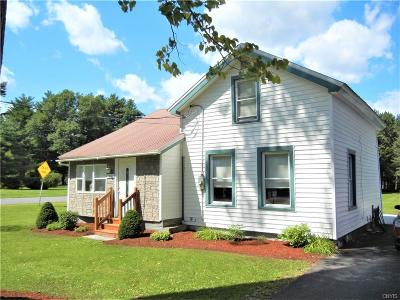 Croghan NY Single Family Home A-Active: $104,900
