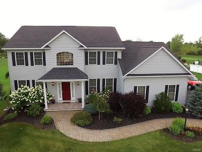 Syracuse Single Family Home U-Under Contract: 4845 Copperfield Road