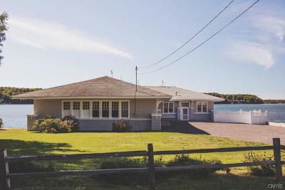 Jefferson County, Lewis County Single Family Home A-Active: 13399 County Route 123
