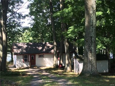 Single Family Home U-Under Contract: 232 Button Shores Road