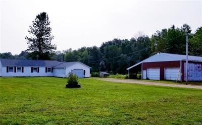 Hannibal Single Family Home A-Active: 376 State Route 34
