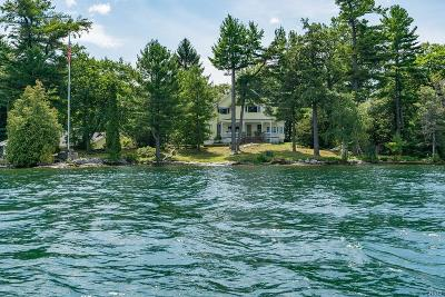 St Lawrence County Single Family Home A-Active: 8 Cedar Island