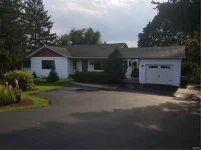 Owasco Single Family Home A-Active: 6197 East Lake Road