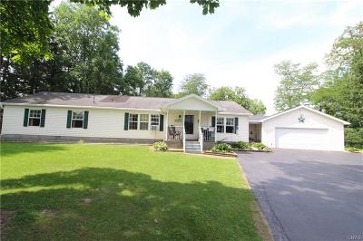 Niles Single Family Home A-Active: 4435 Valentine Road