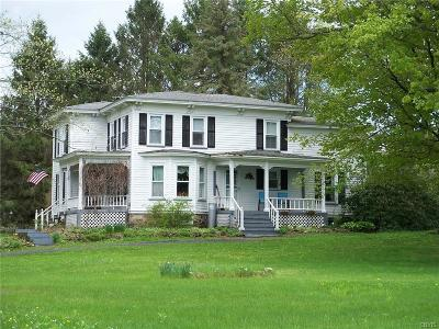 Hannibal Single Family Home A-Active: 12924 White Cemetery Road