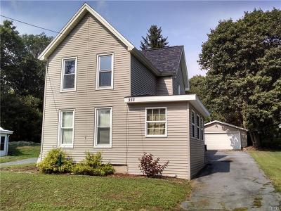 Jefferson County Single Family Home A-Active: 332 North Clinton Street