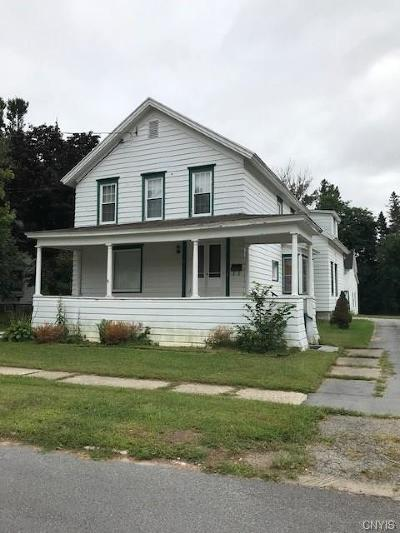 St Lawrence County Single Family Home A-Active: 20 Barnes Street