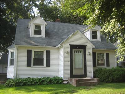 Syracuse Single Family Home A-Active: 217 Kirsch Drive