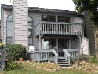 Condo/Townhouse P-Pending Sale: 46619 Tennis Island Road