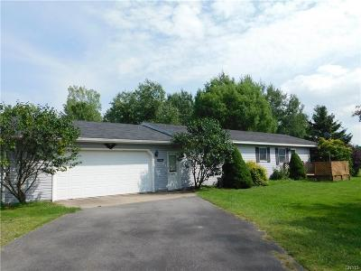 Single Family Home A-Active: 8071 State Route 104